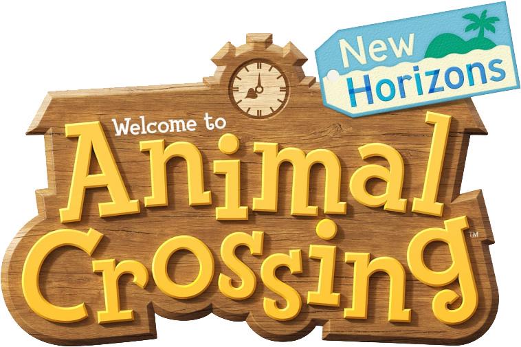 Logo Animal Crossing New Horizons