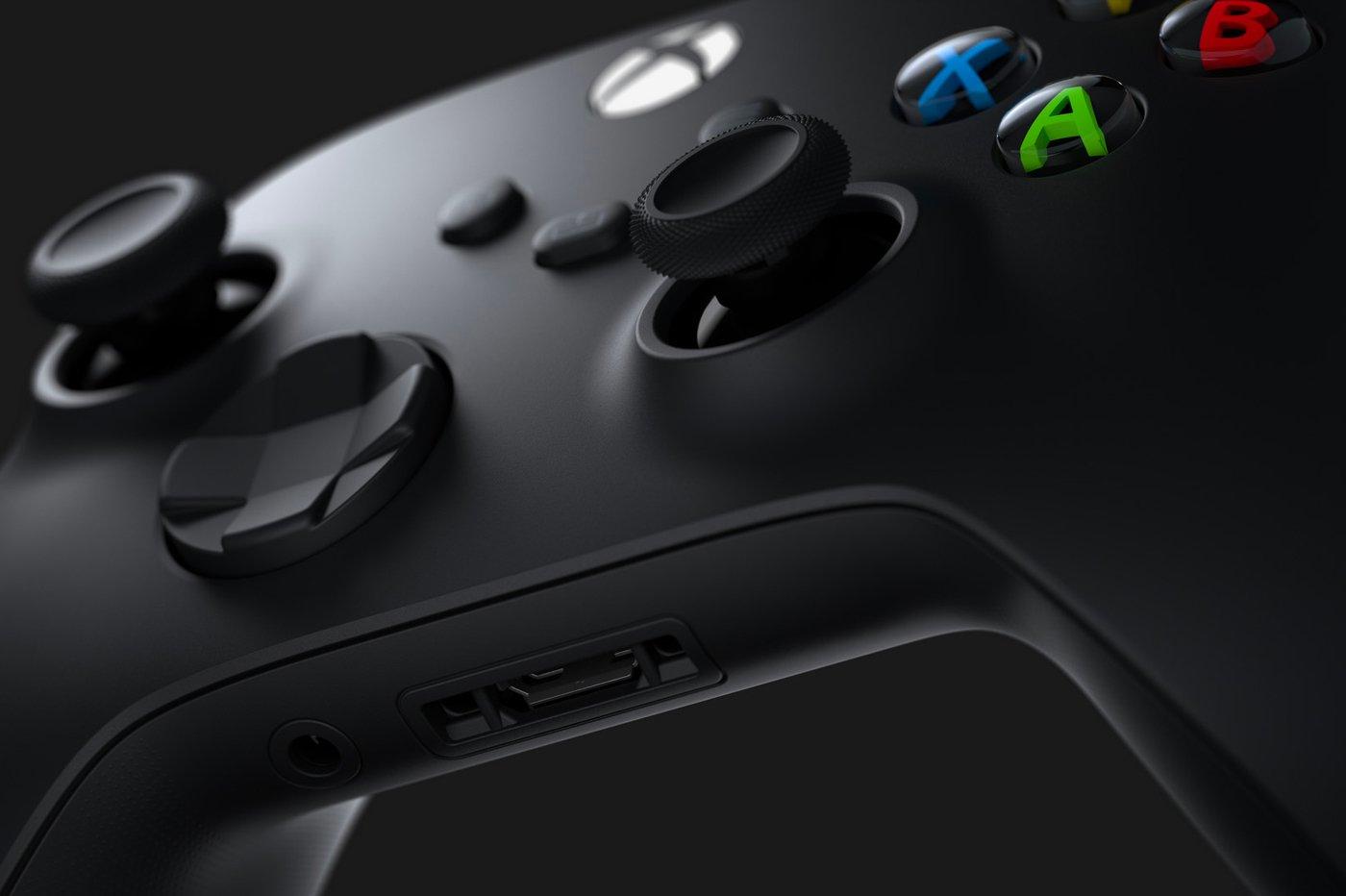 Xbox Series X Manette Piles