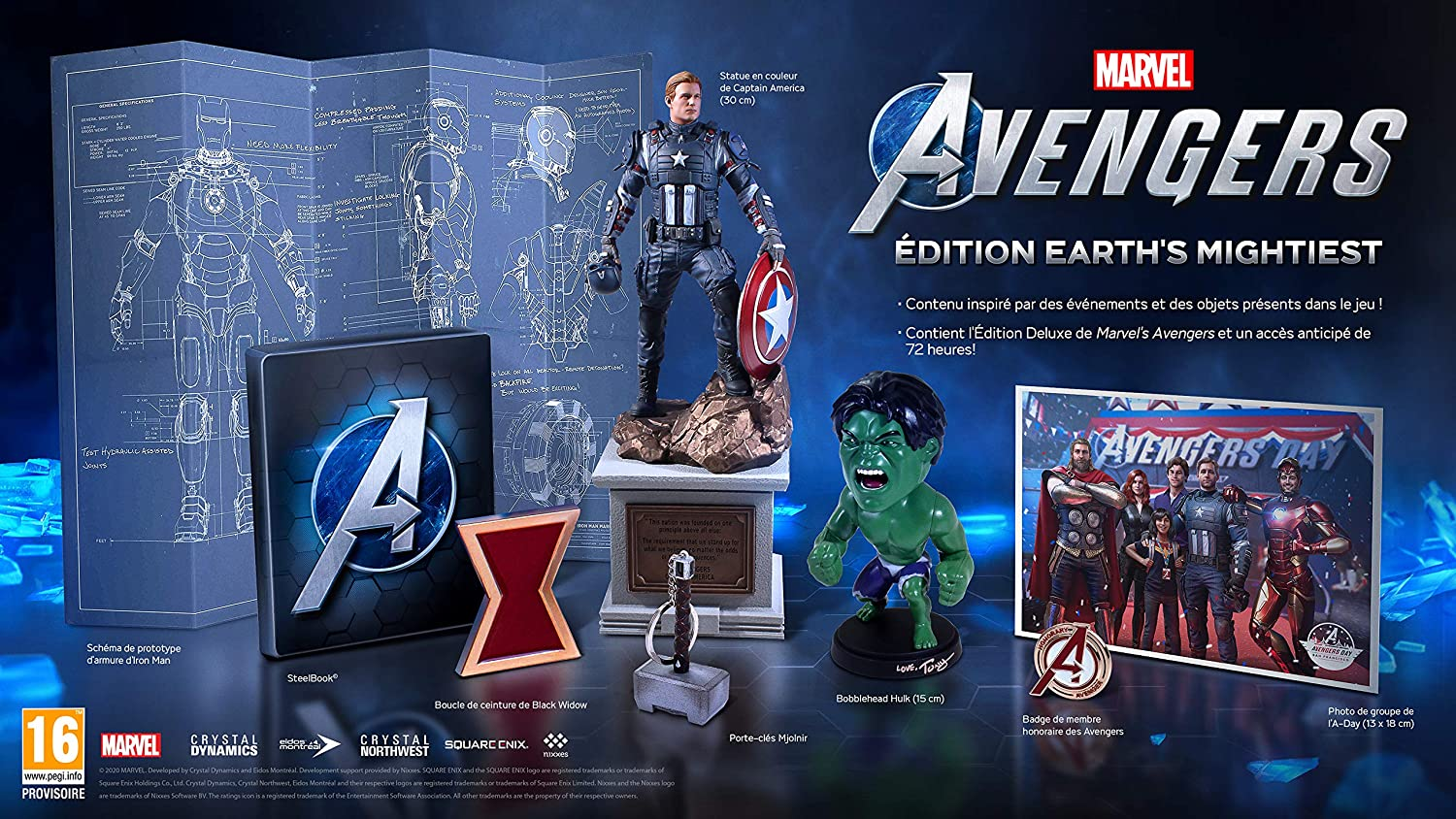 Marvel's Avengers Collector