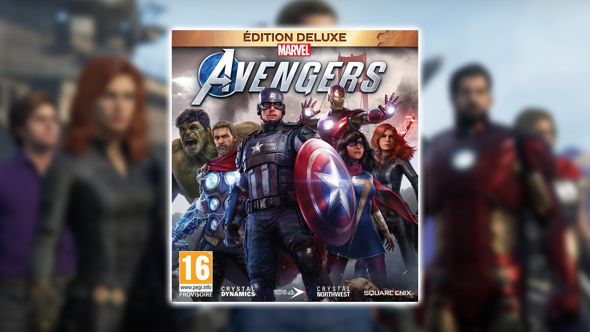 Marvel's Avengers Deluxe
