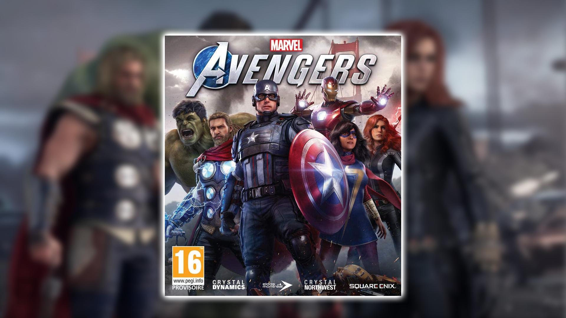 Marvel's Avengers Simple