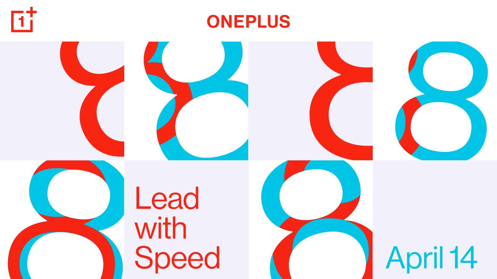OnePlus 8 presentation