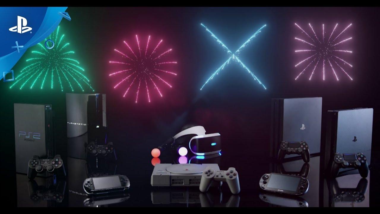 PlayStation 25 Ans