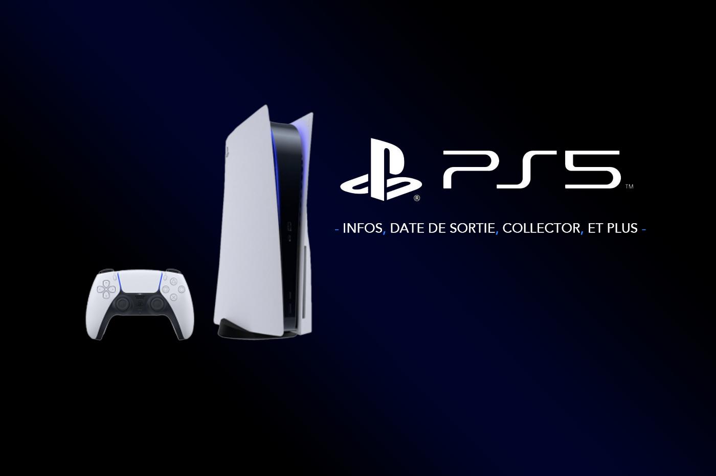 PlayStation 5 - Infos, date, rumeurs, prix et plus encore