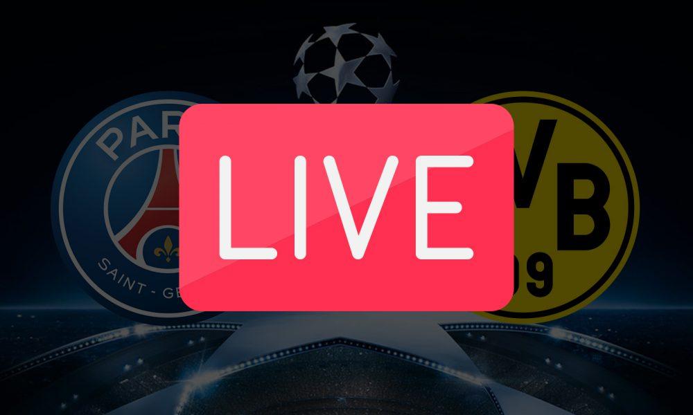 Streaming PSG Dortmund