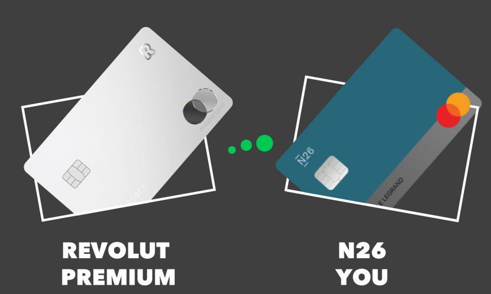 Revolut Premium vs N26 You