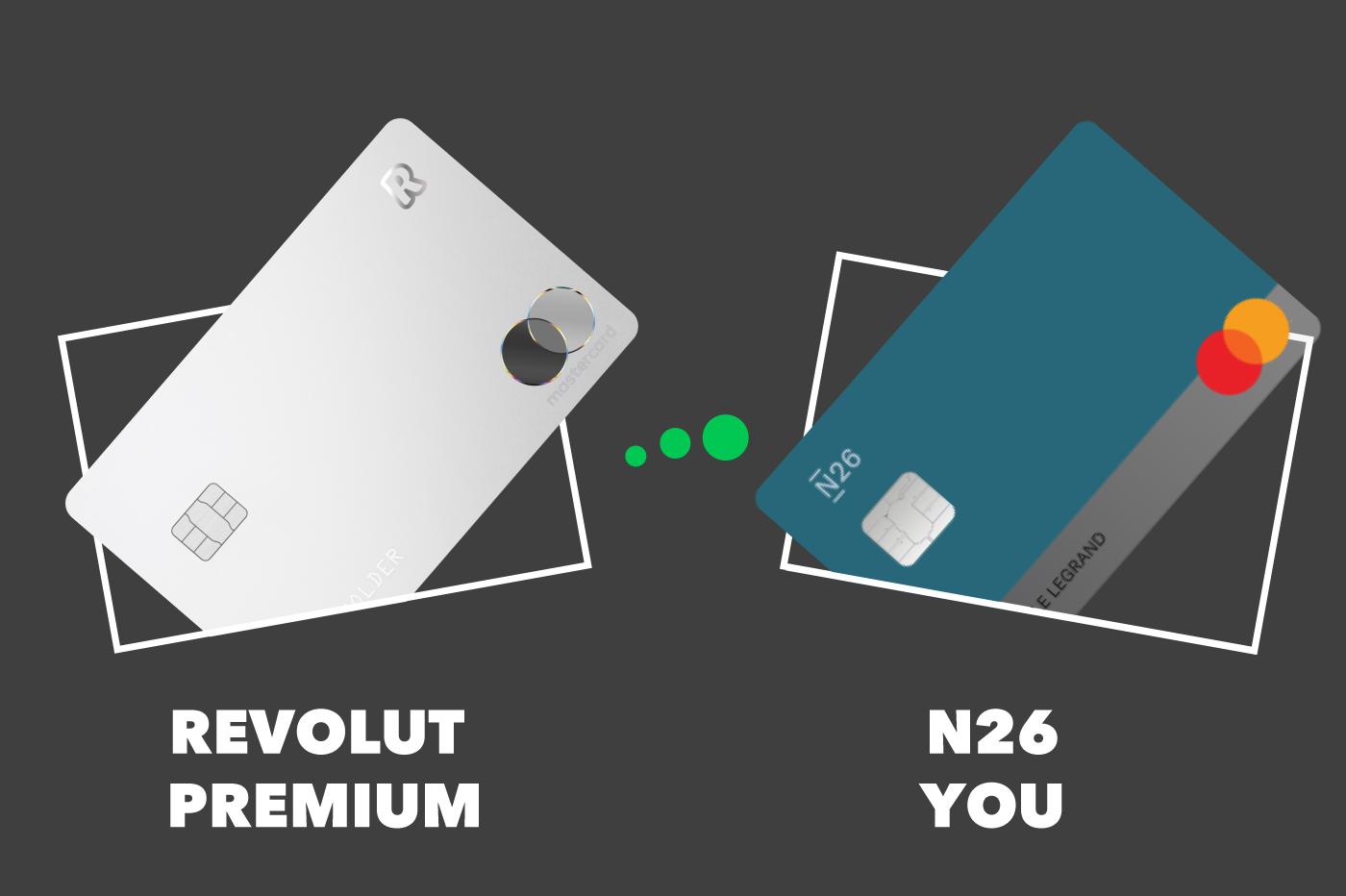 Revolut Premium vs N26 You
