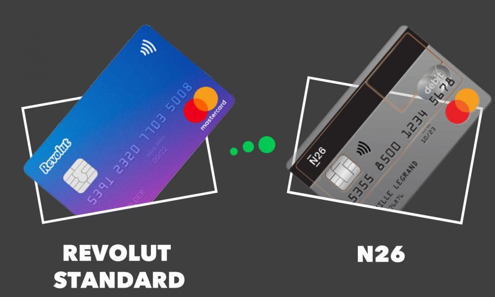 Revolut Standard vs N26