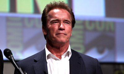robot Arnold Schwarzenegger