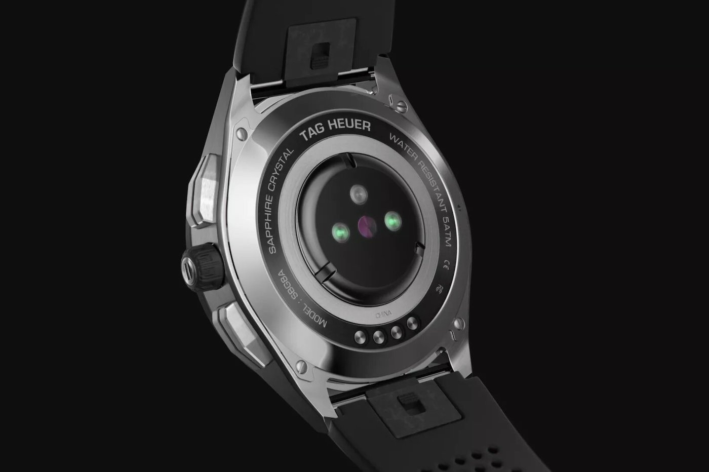 Tag Heuer capteurs Connected