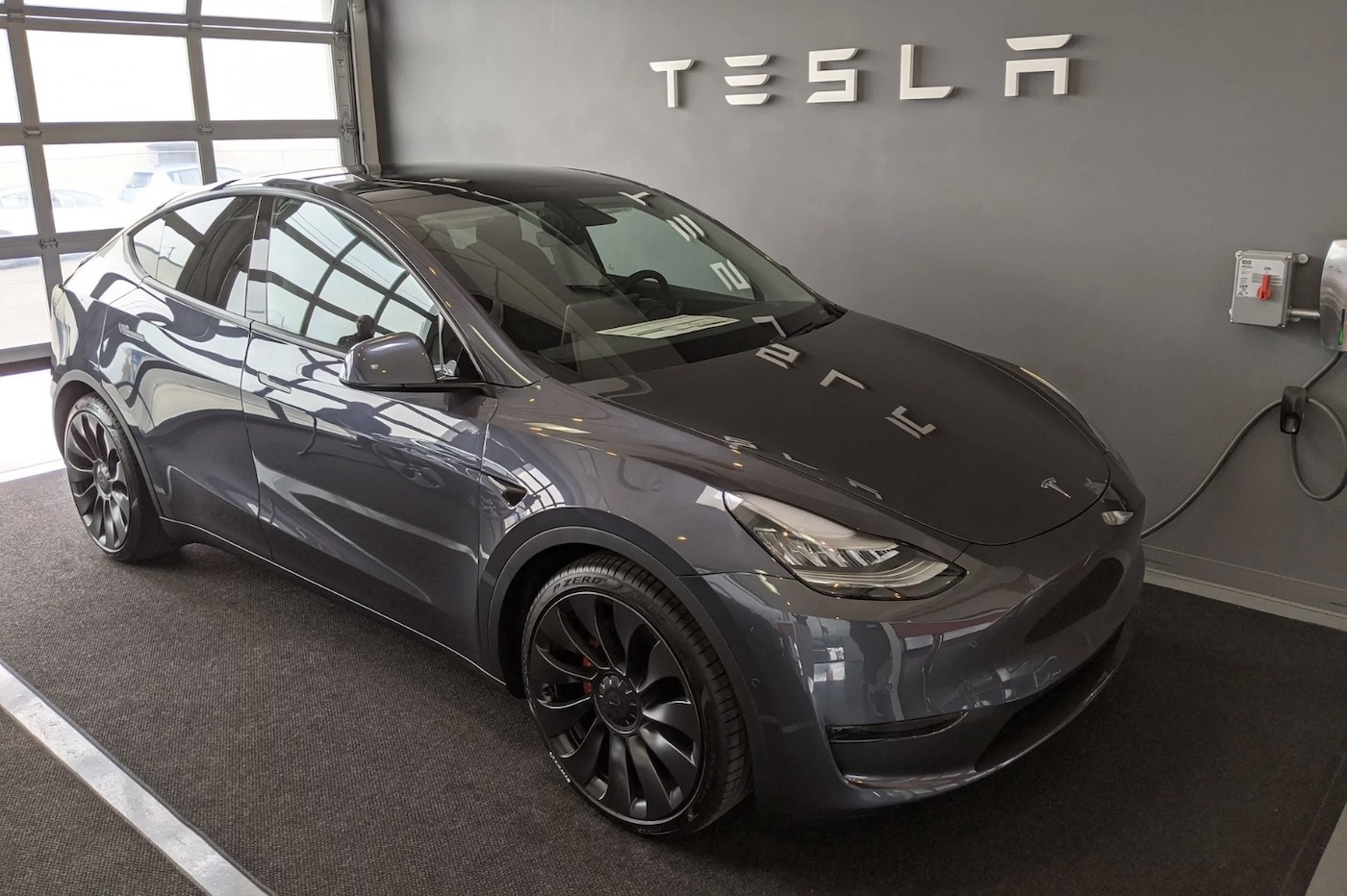 Tesla livraison Model Y