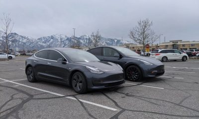 Tesla Model Y comparaison