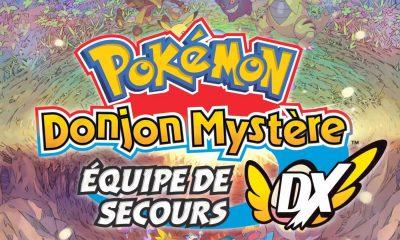 Pokémon Donjon Mystère Equipe de Secours DX