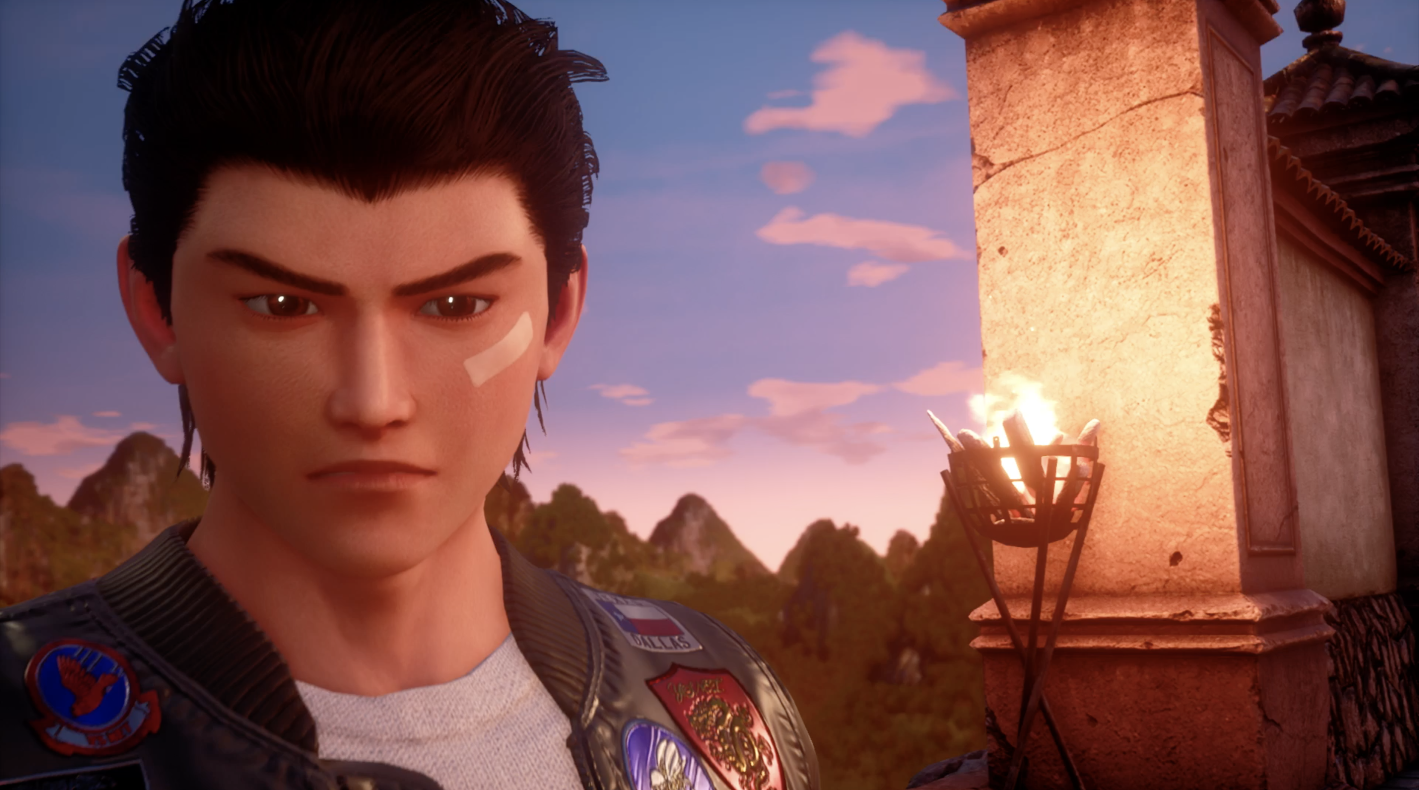 Test Shenmue III