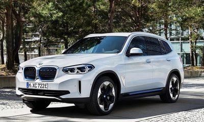 Nouveau SUV BMW iX3