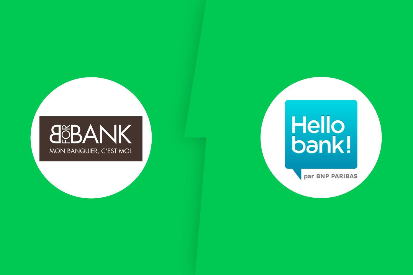 Hello bank! vs BforBank