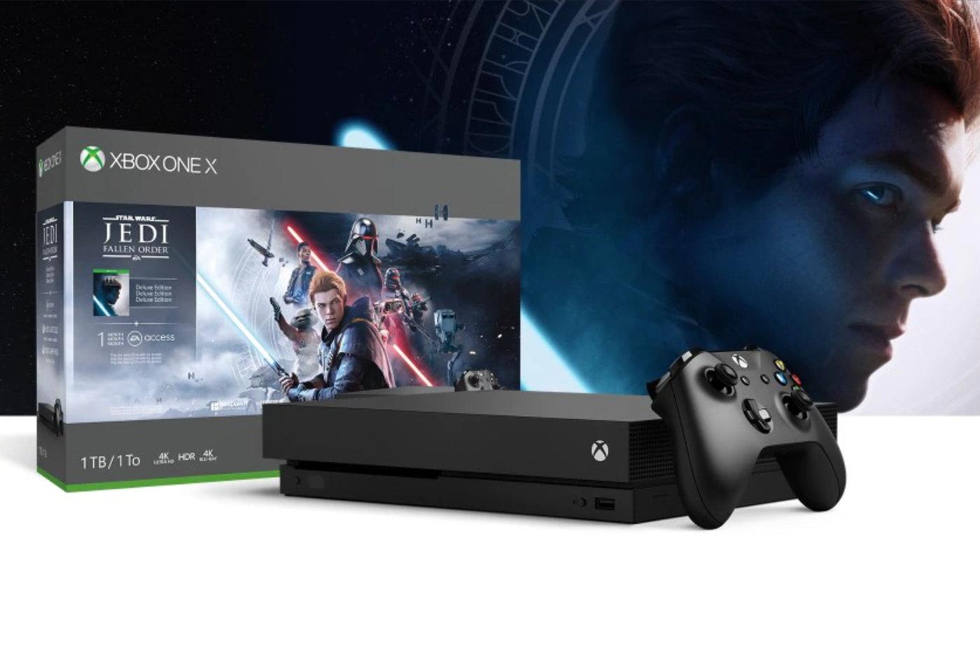 Bon Plan Xbox One Microsoft