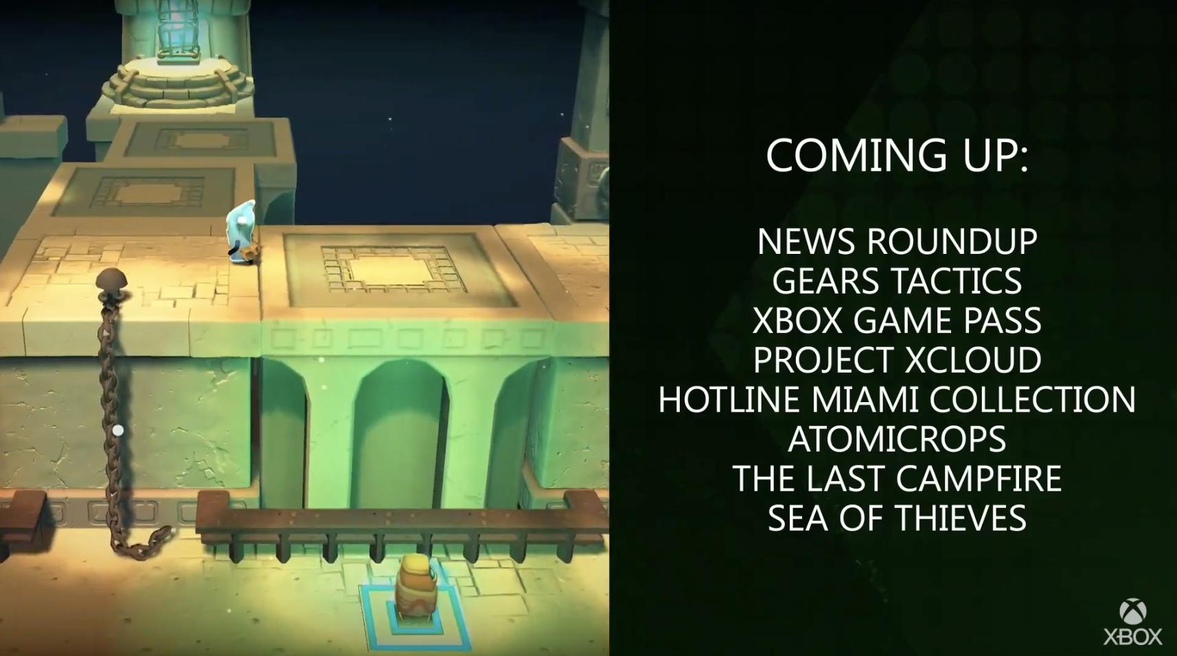 Programme Inside Xbox