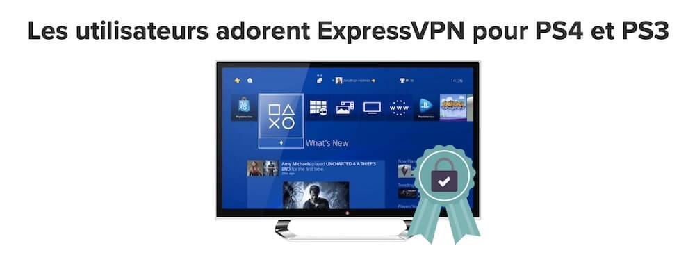 ExpressVPN PS4
