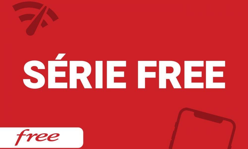 Forfait mobile Série Free