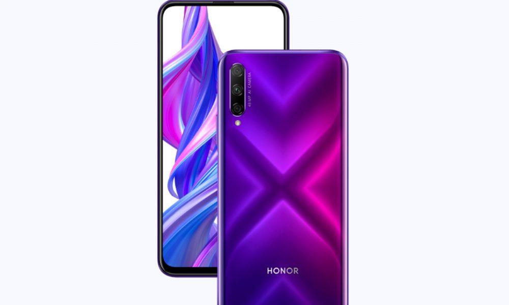 Nouveau Honor 9X Pro