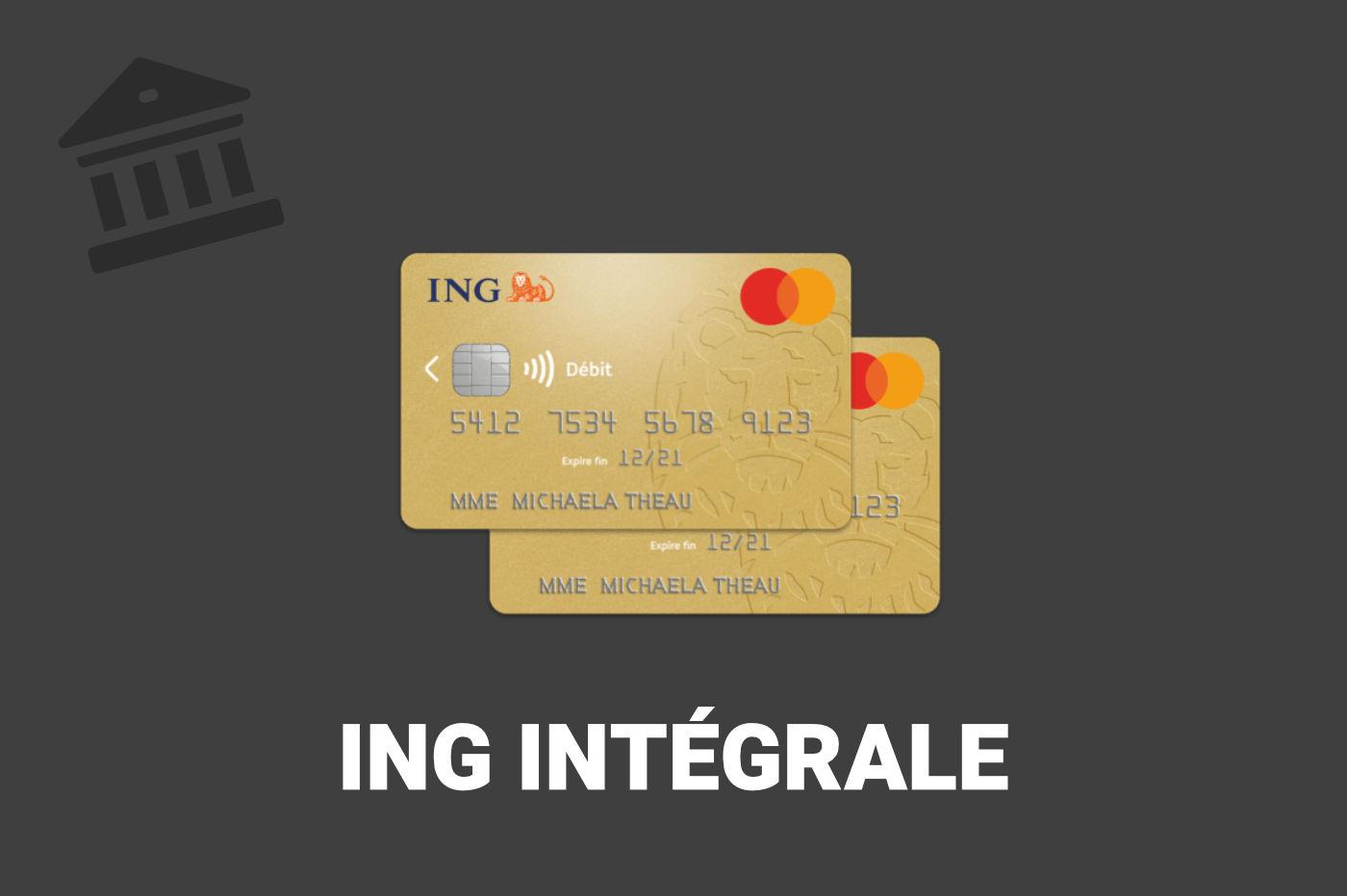 ING Intégrale