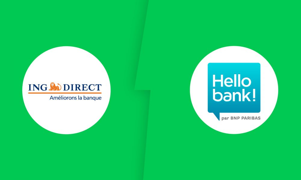 Hello bank! vs ING