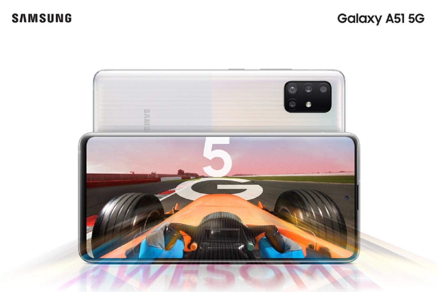 Le Smasung Galaxy A51 5G
