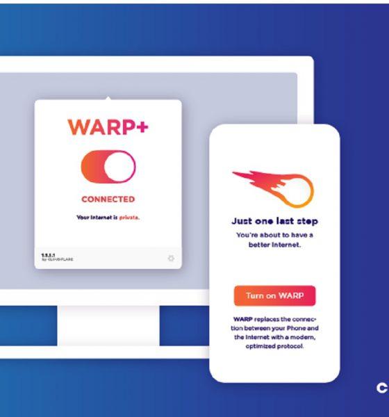 Le VPN pour ordinateur de Cloudflare
