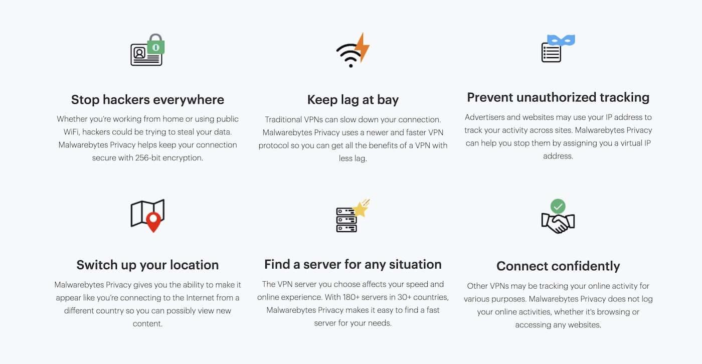 Malwarebytes VPN