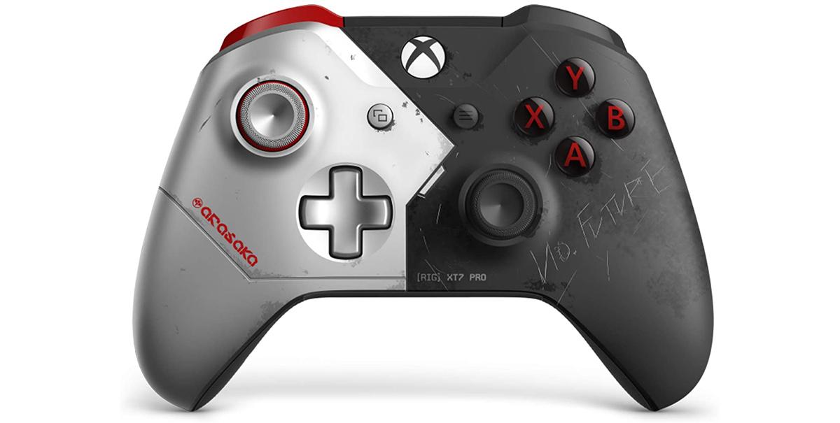 CyberPunk 2077 : la manette collector Xbox One (déjà) en fuite !