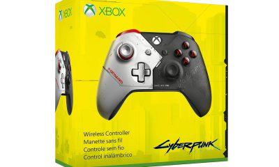 Manette Xbox One Cyberpunk 2077