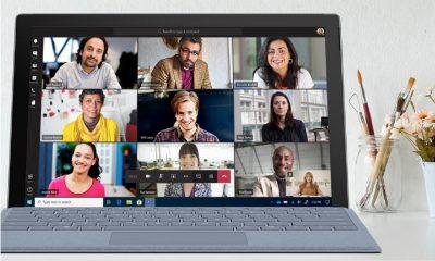Microsoft Teams en visioconférence