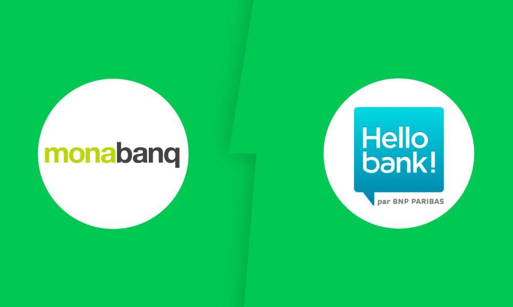 Monabanq vs Hello bank!