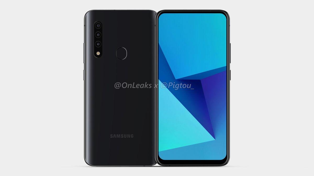 Samsung Pop Up
