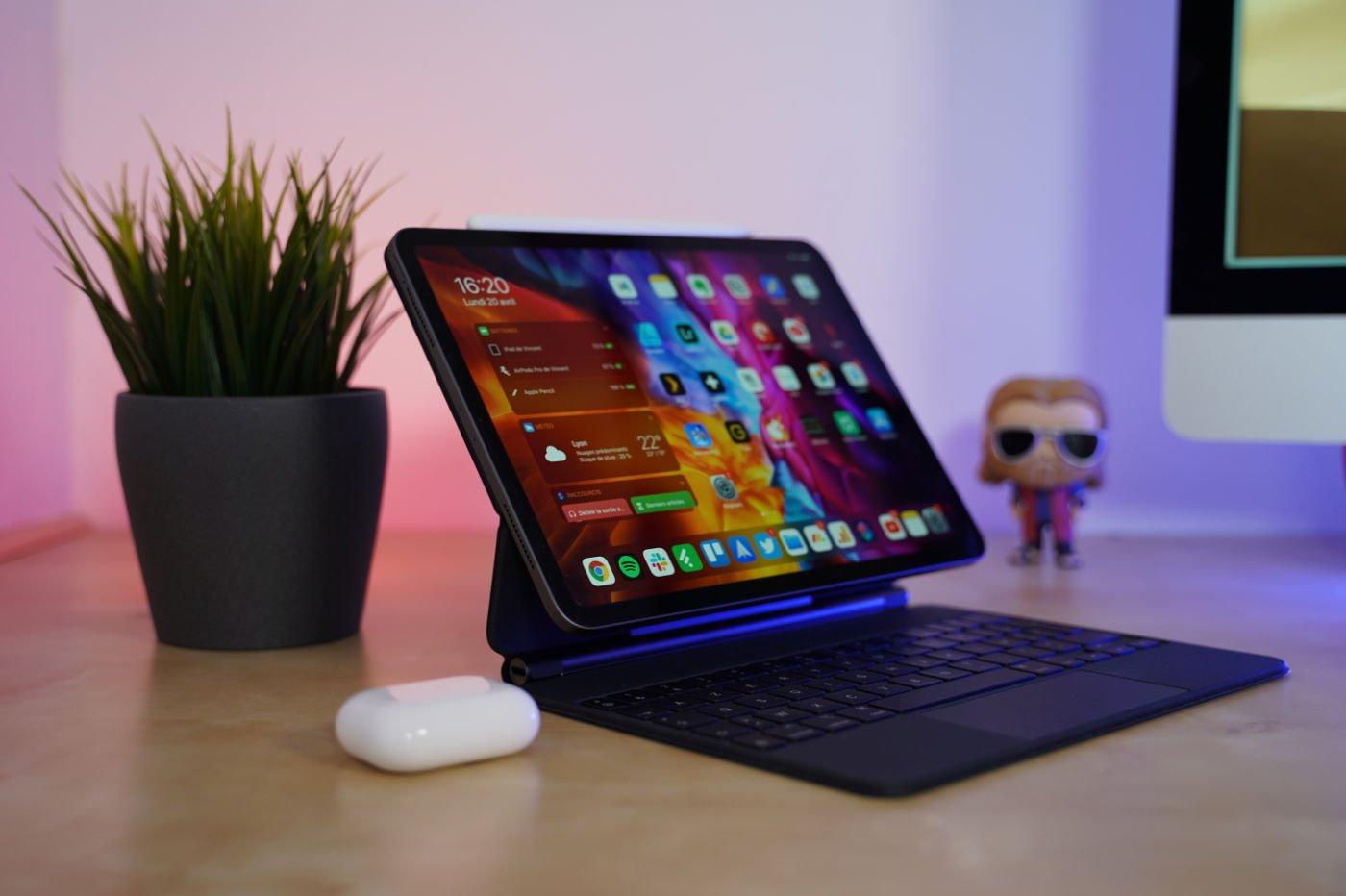 5G, mini-LED, puce A14X : de nouvelles rumeurs sur les prochains iPad Pro