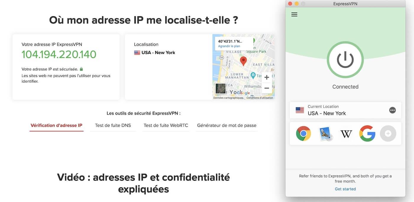 Test IP
