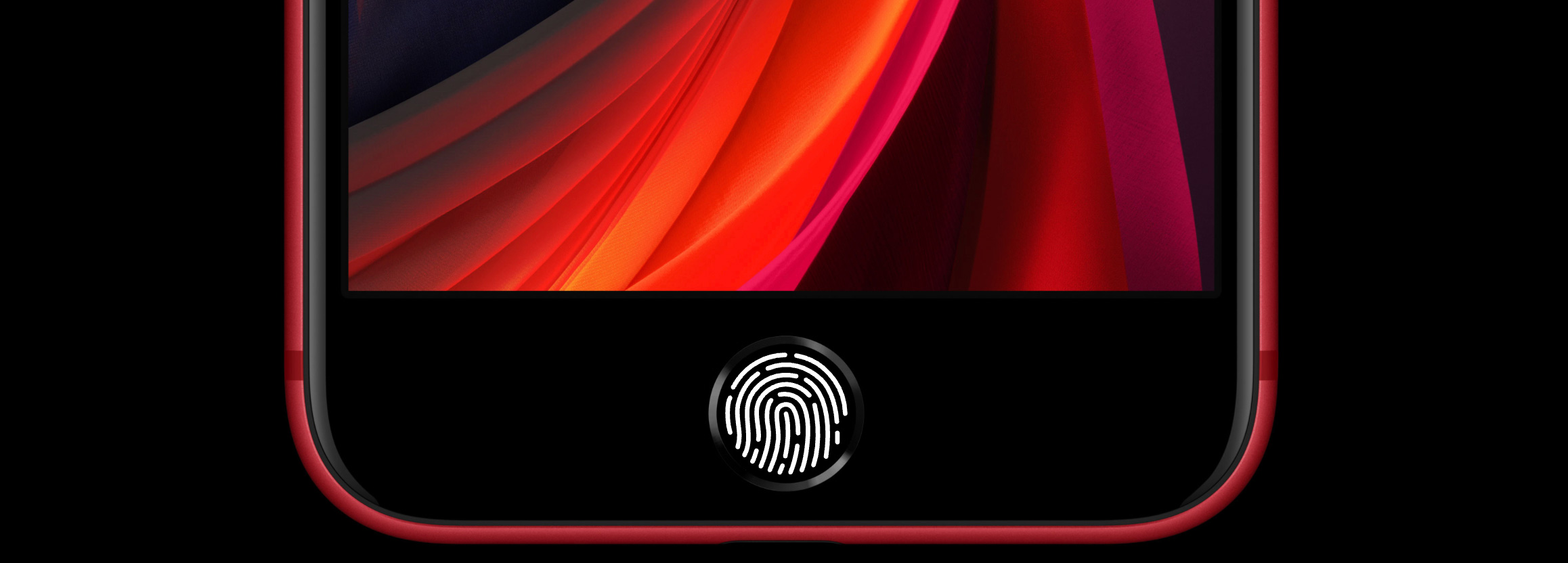 TouchID iPhone SE