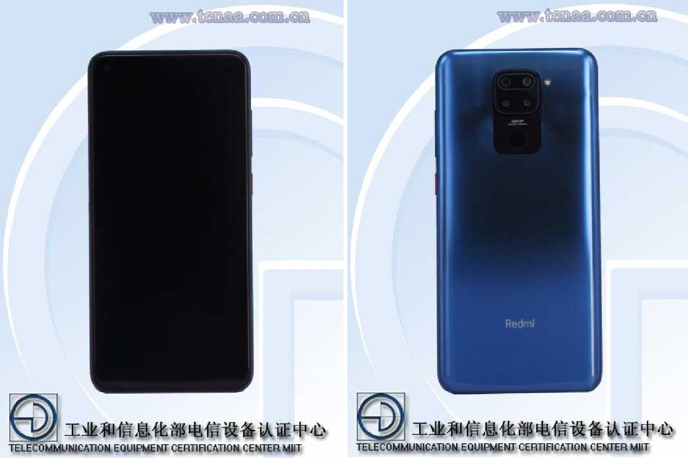 Un smartphone Redmi Note sur Tenaa