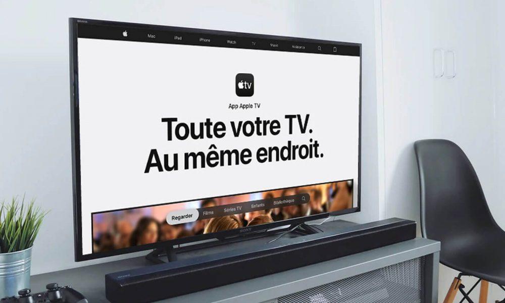 VPN apple TV