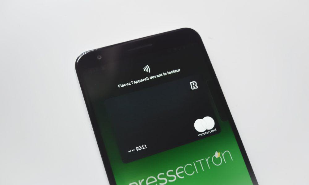Paiement mobile Revolut