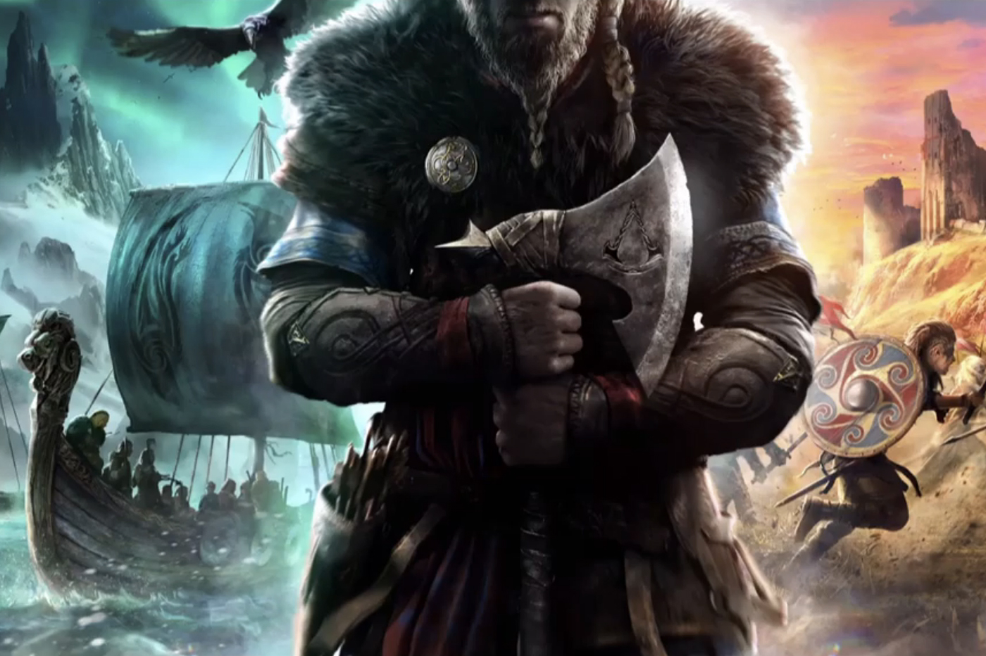 Assassin's Creed Vahlalla