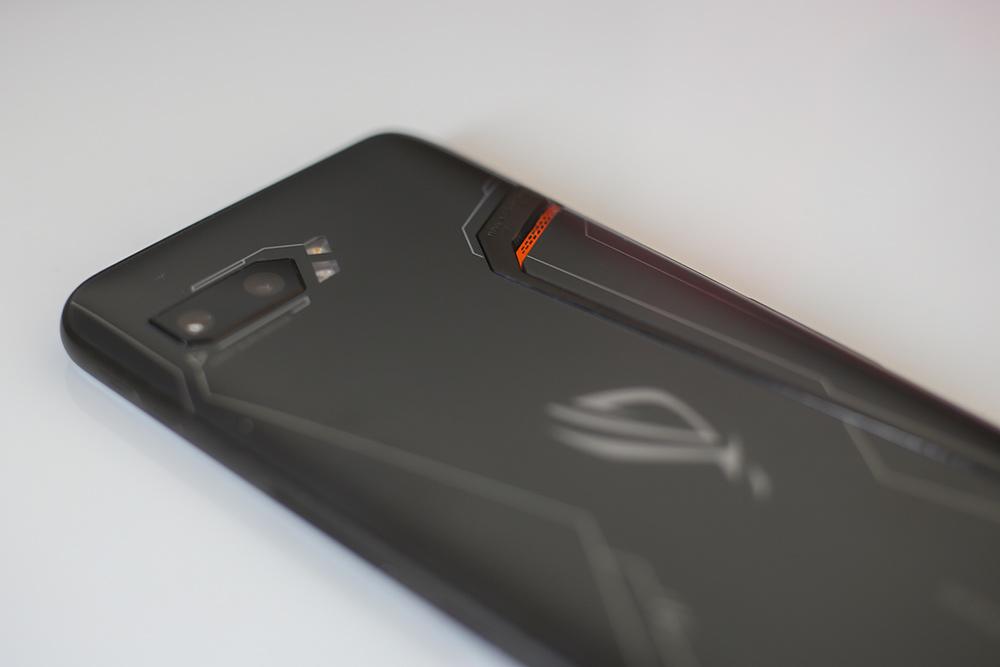 Dos Asus ROG Phone II