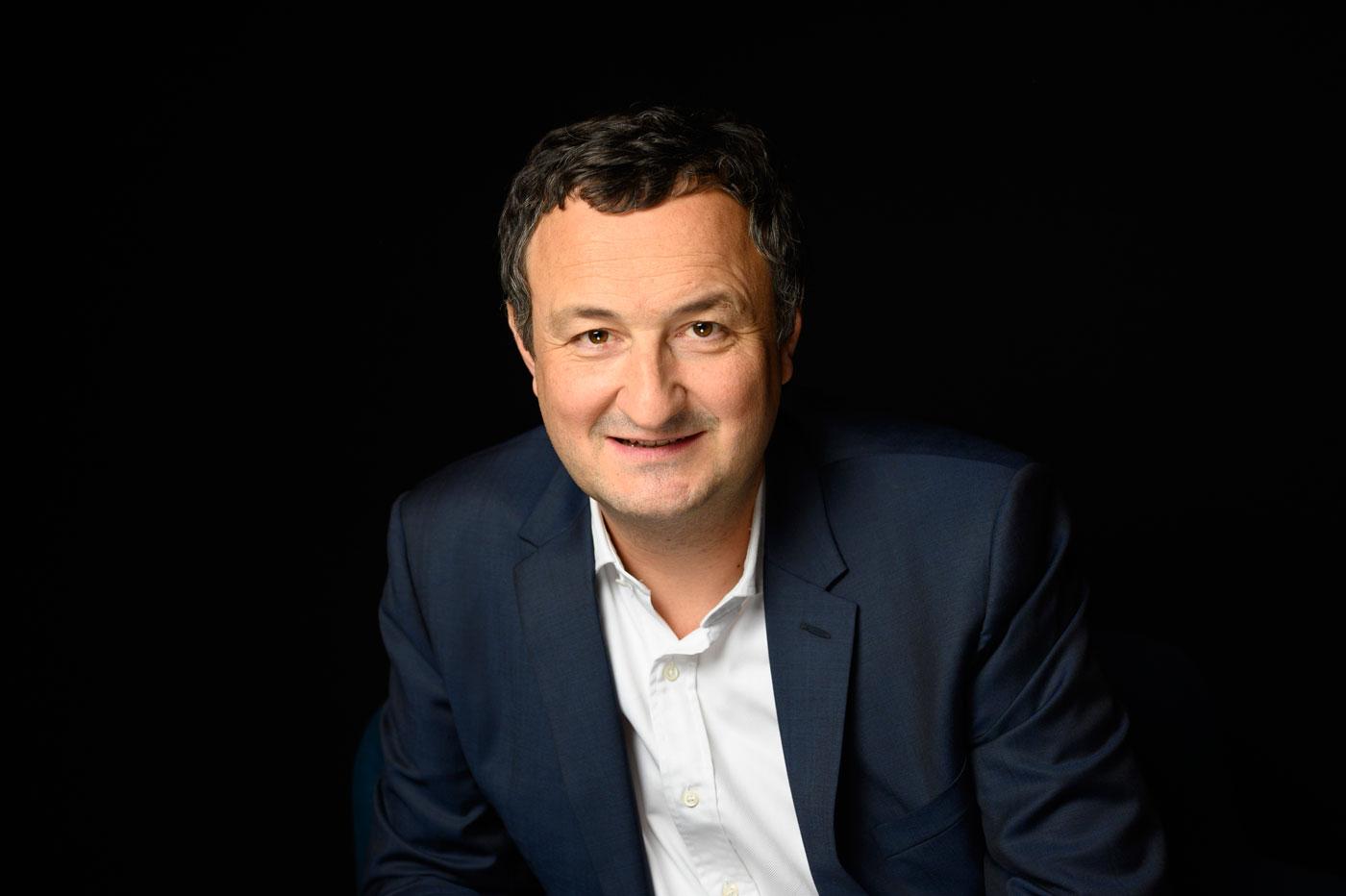 Benoit Grisoni, DG Boursorama