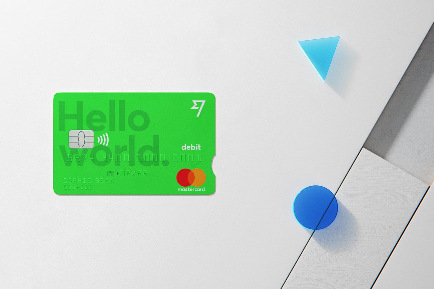Carte Transferwise