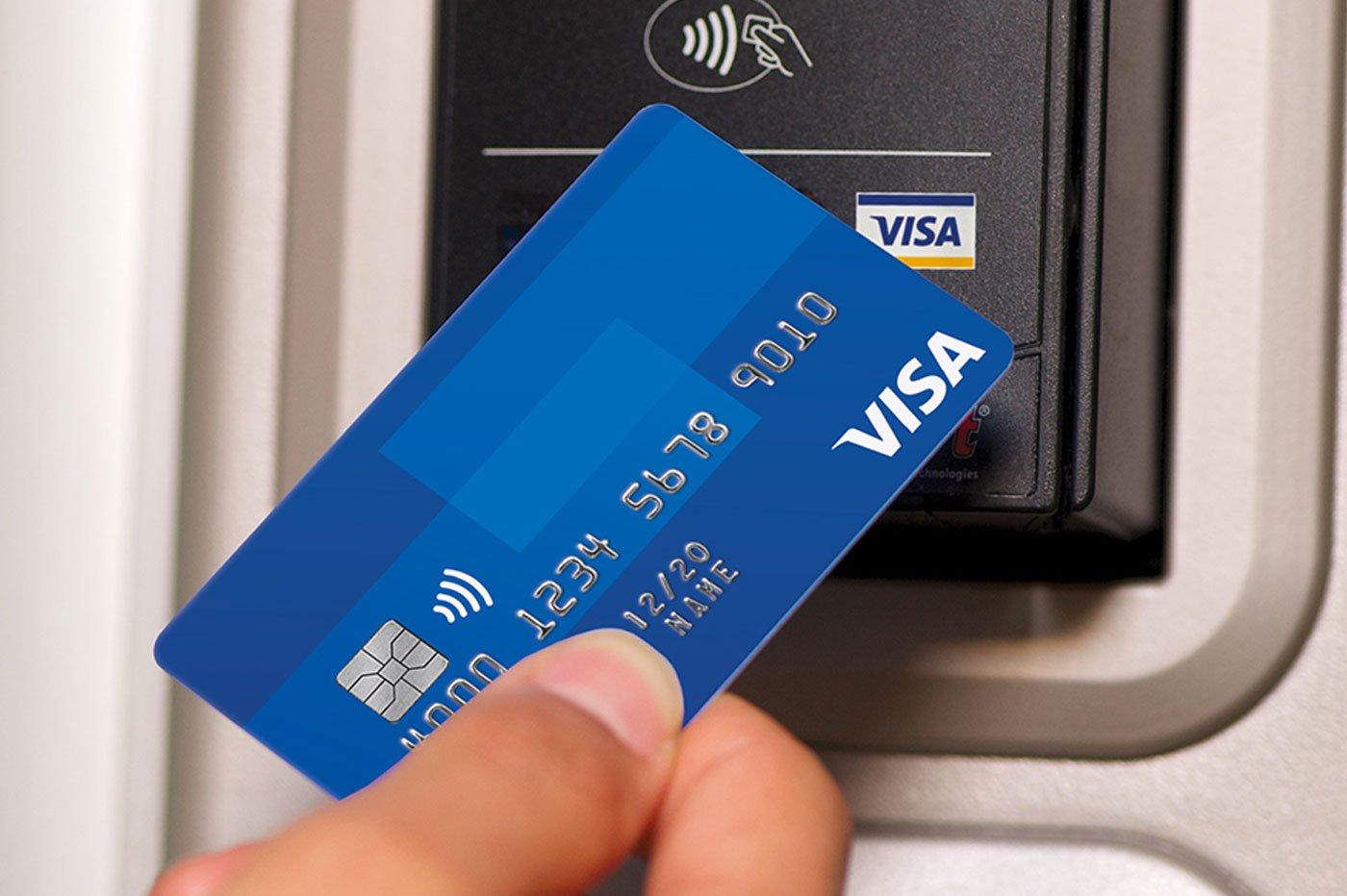 Paiement Sans Contact Comment Mettre A Jour Votre Carte Bancaire