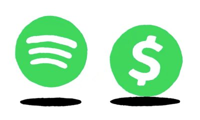 Cash App dons Spotify