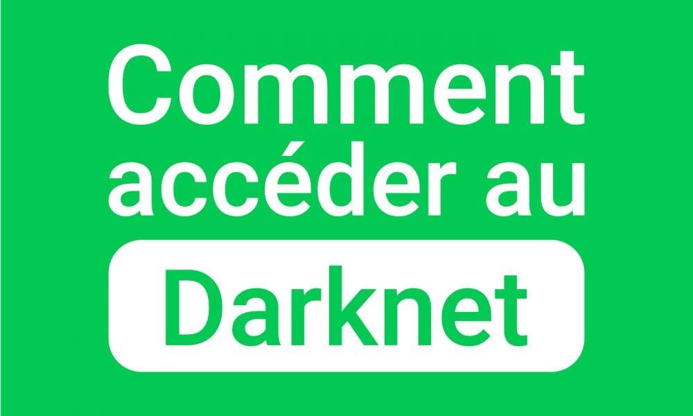 Tutoriel Darknet