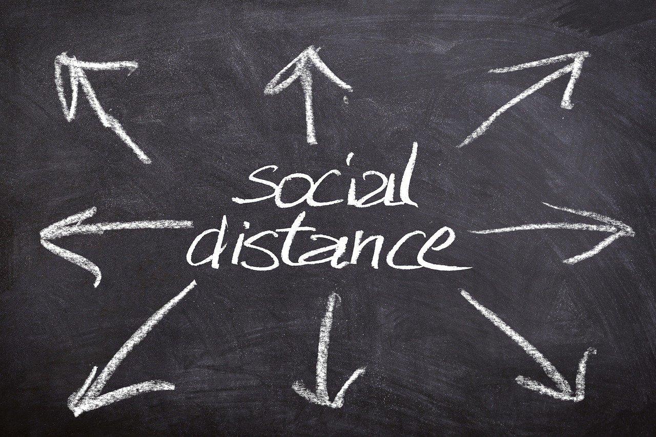 Distanciation sociale