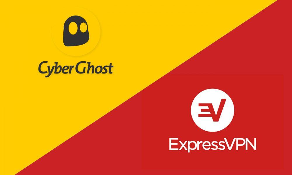 CyberGhost ou ExpressVPN